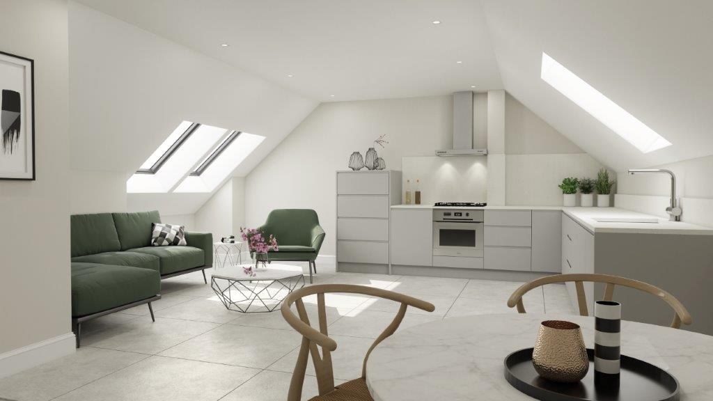 New Images of Fornham Road Apartments
