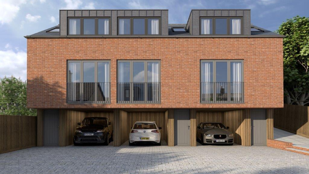 CGI Images of NEW Bury St Edmunds Development